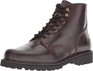 Frye 男士 Dawson Lug 工装靴 时尚靴