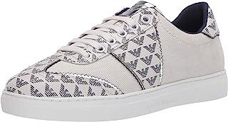 Emporio Armani 安普里奥·阿玛尼 女式 Multi Logi 运动鞋
