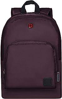 Wenger 威戈 610195 CRANGO 16 英寸笔记本电脑背包,加垫笔记本电脑隔层,带无花果必备收纳袋 {27 升}
