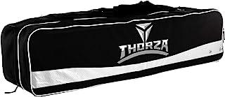 Thorza Lacrosse 装备袋(超大)多口袋设备存储长曲棍球棒、手套、防滑钉、垫子、守门员装备和教练用品