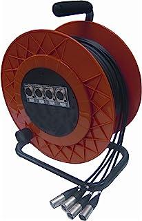 Quik Loc 舞台和演播室扬声器电缆 (DMX/1406-60)