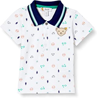 Steiff 男婴 Polo 衫 T 恤