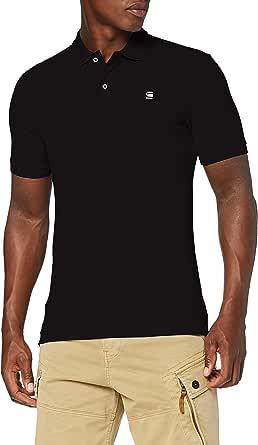G-Star RAW 男士Dunda修身短袖Polo衫
