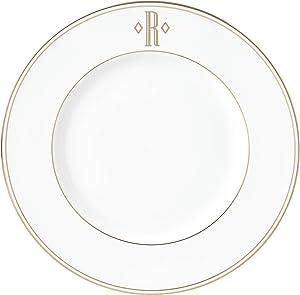 Lenox 联邦金块交织字母餐具 字母 R 870063