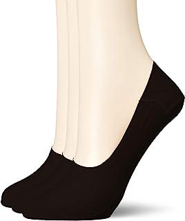 GUNZE 袜子 Tuche 结实不脱落 深口 棉混纺 3双装 TQK503 女士