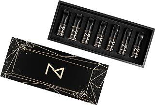 M   永久化妆品*级液体颜料墨水套装 – 7色套装   机器使用   渐变眉粉和微叶眉毛专业颜料套装   仅适用于专业人士