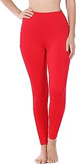 Zenana 常规和加大尺码更好棉质宽腰带口袋打底裤
