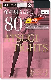 ATSUGI 厚木 女士 连裤袜 80D 2双装 ATSUGI TIGHTS FP98812P