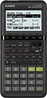 Casio 卡西欧 fx-9750GIII 黑色图形计算器