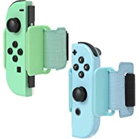 FYOUNG 腕带,适用于 Just Dance 2020/2019 款,可调节腕带套装适用于 Nintendo Swi…