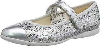 Clarks 女孩 Dance Tap K 芭蕾平底鞋