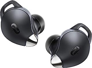无线耳塞 TaoTronics True 无线耳塞,带智能 AI 降噪技术,实现清晰通话,30 小时播放时间,IPX8 防水,单/双模式,USB Type C ,带充电盒