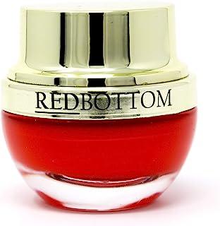 LuxDR RedBottom Rx 高级奢华红色鞋底保护和修复基督教Louboutin 漆,适合任何女士高跟鞋 - 高跟鞋 - 男士乐福鞋 - 舞蹈 - 散步和复活,重新存储和保护。 Large 30ml USA