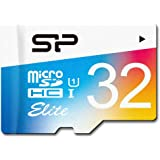 Silicon Power 32GB Elite MicroSDHC UHS-1 Class 10, Read up t…