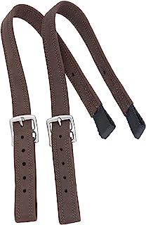 Kieffer 盛装马镫(一对) Monosteigbügelriemen 绒面革 宽度 25 毫米 长度 84 厘米
