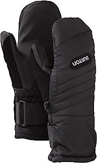 Burton 单板滑雪手套儿童手套儿童手套 Youth Support Mitt XS ~ XL 码 True Black 104221手套可拆卸的保护