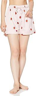 Gelato pique PARIYA 草莓图案短裤 PWFP204220 女士