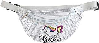 可爱节日腰包 - 女式腰包 - 颜色可选 Unicorn Just Believe 均码 适合大多数