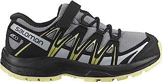 Salomon 萨洛蒙 XA PRO 3D ClimaSalomon 越野跑步和户外防水鞋,带简易系带,适合儿童