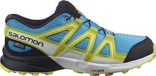 Salomon 萨洛蒙 儿童 Speedcross 越野跑鞋 ClimaSalomon 防水