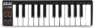 Akai 专业 LPK 25| 键 ultra-portable USB MIDI 键盘控制器适用笔记本电脑 五彩