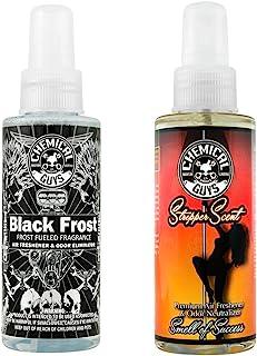 Chemical Guys AIR_302_04 黑色霜和剥皮香组合装(4 盎司)