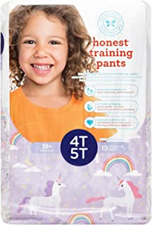 Honest Training Pants,Animal ABCs 独角兽 4T/5T 19