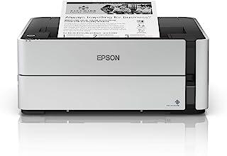 Epson 爱普生 EcoTank ET-M1140 可填充喷墨/黑白打印机(DIN A4,USB 2,0,单功能,大容量墨水容器,范围广)