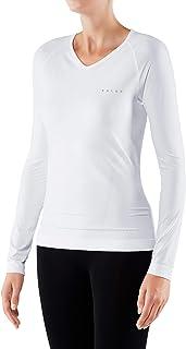 Falke 女式长袖保暖舒适保暖内衣衬衫