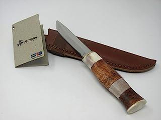 Outdoor Merchant Karesuando Kniven 4481-00 Jaktkniv Poromies 驯鹿专业猎刀 瑞典制造带鞘