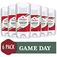 Old Spice High Endurance Invisible Solid Game Day Scent Men…