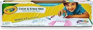 Crayola 绘儿乐 彩色擦除垫,旅行着色工具包,一份很棒的礼物(3、4、5、6岁)