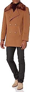 STACY ADAMS 男士 Zorro 双排扣 34 英寸大衣