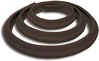 Dreambaby G815 200厘米卷自粘边缘保护超柔软儿童*保险杠保护桌子边缘,棕色
