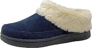 Clarks 其乐 女式 雪地室内户外人造毛皮拖鞋