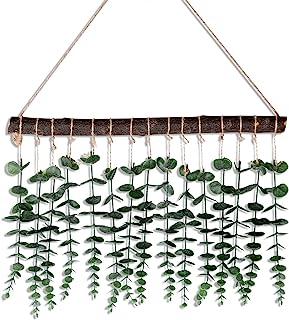 人造桉树墙壁装饰