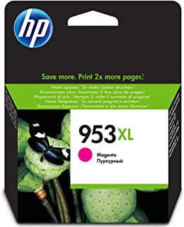 HP 惠普 原装打印机墨盒 适用于 HP 惠普 Officejet Pro 打印机 XL 品红色