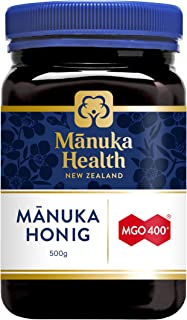 Manuka Health MGO 400+ 麦卢卡蜂蜜,500克