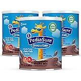Abbott 雅培 PediaSure 小安素 Grow and Gain Non-GMO 儿童营养奶昔,无麸质,含蛋白…