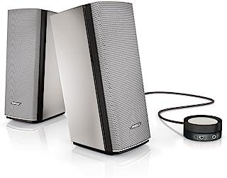 Bose ® Companion 20 电脑扬声器系统,银色