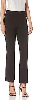 Anne Klein 女士双针织喇叭裤