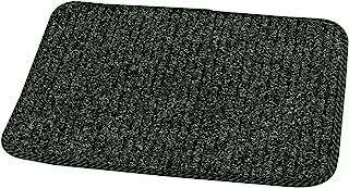 Bottari 14398 通用地毯汽车脚垫保护垫 - 1 件,黑色-38.10 x 25.4 cm-意大利制造