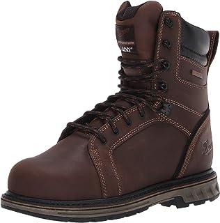 "Danner 男士 Steel Yard 8"" 400g 建筑靴"