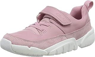 Clarks 女童 Tri Craft K 运动鞋