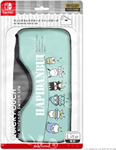 【任天堂许可商品】三丽鸥卡通人物 快装袋for Nintendo Switch Lite - Variation-P