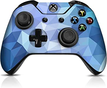 Controller Gear Controller Skin - Blue Poly - Xbox One 官方*