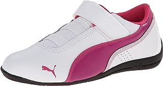 PUMA Drift Cat 6 皮革 V 儿童运动鞋(幼儿/小童/大童)