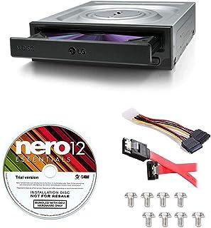 LG LG-GH24NSC0B-KIT 24x Burner Kit Parent Nero 12 + Cable Kit