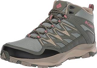 Columbia 哥伦比亚 女式 Wayfinder Mid Outdry 靴子,防水透气