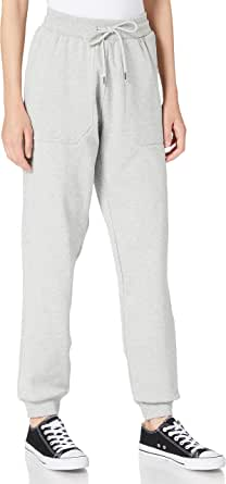 SELECTED FEMME 女士 SLFSTASIE MW 运动裤 NOOS 休闲裤,浅灰色混色,正常